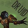 Karenna, worgen druid
